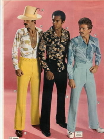 70s Funk Clothing