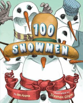 100-snowmen