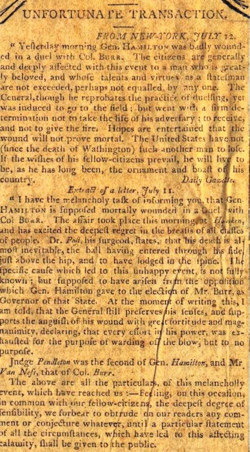Hamilton paper