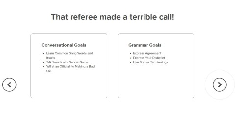 That referee made a terrible call