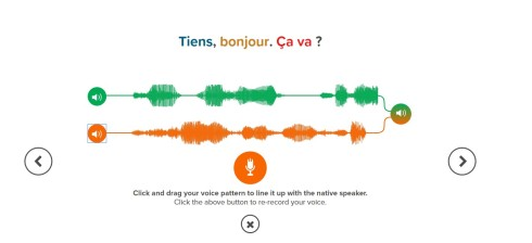 Voice Comparison