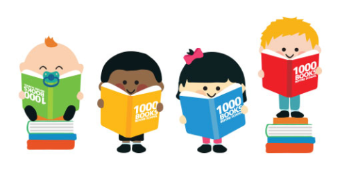 1000 Books Before Kindergarten Kids Reading