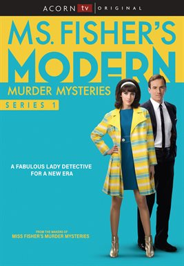 Ms. Fishers MODern Murder Mysteries